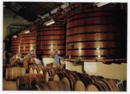 COGNAC - N° 5-  COGNAC HENNESSY - FOUDRES SERVANT AU MELANGE ET FILTRAGE DES COGNACS - CPSM GF NON VOYAGEE - Cognac