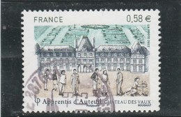 FRANCE 2013 LES APPRENTIS D AUTEUIL  YT 4738 -OBLITERE A DATE - France