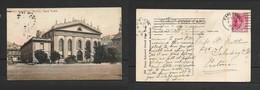 South Africa, Dutch Reformed Church Cape Town, Used, 1d,  CAPE TOWN APR 21 1908 >Pretoria - South Africa