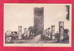 Old Post Card Of Tour Hassan,Rabat, Rabat-Sale, Morocco,K64. - Rabat