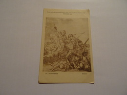 CPA De La Traverse Dessin - Exposition Retrospective Des Arts En Franche-Comte Besancon 1906 - Besancon