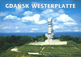 72071638 Gdansk Westerplatte - Polen