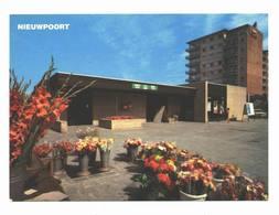 NIEUWPOORT - BUREAU VOOR TOERISME EN POST   (0572) - Nieuwpoort