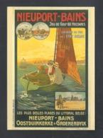 NIEUWPOORT - NIEUPORT-BAINS - 1911    (9247) - Nieuwpoort