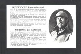 NIEUWPOORT - HISTORISCHE STAD - NELS  (6811) - Nieuwpoort