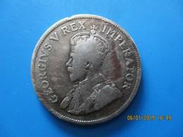 Afrique Du Sud - South Africa - 2 1/2 Shillings 1924 George V, B - Afrique Du Sud