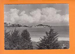 LOCQUIREC  Vue Sur Le Port Prise Du Fond De La Baie De Locquirec Cachet PLOUIGNEAU Le 20 7 1957 CPSM Num 1316 - Locquirec