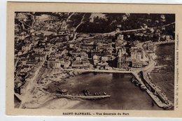 St Saint Raphael Vue Generale Du Port - Saint-Raphaël