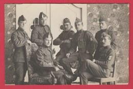 Clève / Kleve - Occcupation Belge ... Groupe De Soldats , Août 1919 ( Voir Verso ) - Oorlog 1914-18