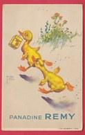 Carte Publicitaire - Panade Remy ... Cannetons ( Voir Verso ) - Publicité