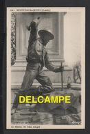 """DD / 71 SAÔNE ET LOIRE / MONTCEAU LES MINES / STATUE """" LE MINEUR """" PAR JULES CHAGOT - Montceau Les Mines"""
