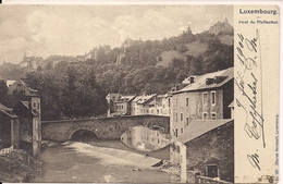 LUXEMBOUR  PONT DU PFAFFENTHAL - Luxembourg - Ville