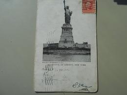ETATS UNIS NY NEW YORK STATUE OF LIBERTY - Statue De La Liberté