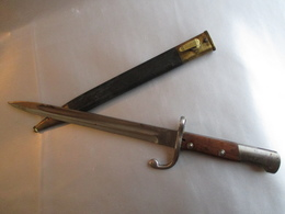 Baïonnette Mauser M1908 - Knives/Swords