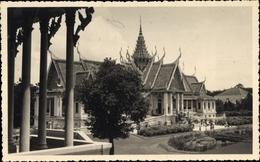 Photo Cp Kambodscha, Palais Royal - China