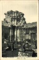 Cp Kambodscha, Angkor Vath, Angle Nord Ouest De La Cour Interieure Du 2e Etage - China