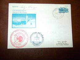 B707  Intero Postale Sud Africa Polarstern Cm16x11 - Sud Africa (1961-...)