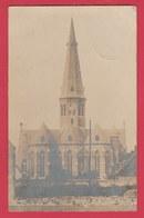 Koekelare - De Kerk ... Fotokaart - 1919 ( Voir Verso ) - Koekelare