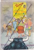 Humour Vacances; Touristes Consultant Une Affiche Corrida,Taureau Lorgnant La Jupe Rouge... .(Signé Granena) - Humour