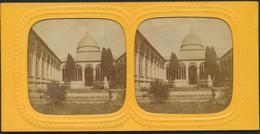 °°° Fotografia Diapositiva Cimitero Di Pisa °°° - Pisa
