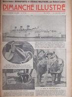 Journal Dimanche Illustré N°673 (19  Janv 1936) Bonaparte à L'école Militaire - St Ogan -Bicot - Kranten