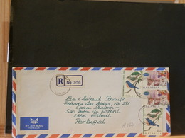 A8521 LETTRE MALAYSIA REGISTRED - Malaysia (1964-...)