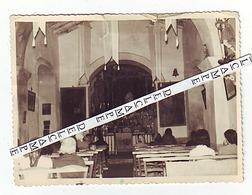 Sorede (l'intérieur De La Chapelle) - France