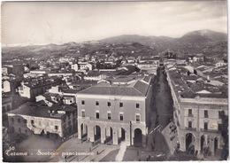 Teramo - Scorcio Panoramico  - (Italia) - 1952 - Teramo