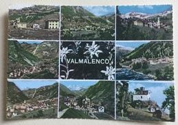 VALMALENCO VEDUTE  - VIAGGIATA FG - Sondrio