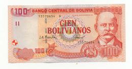 100 BOLIVIANOS 2001 NEUF - Bolivie