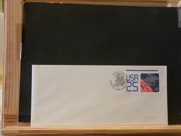 A8539  ENVELOPPE USA - Hologrammes