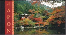 UNITED NATIONS 2001 Geneva Prestige Booklet «Japon - Patrimoine Mondial» MNH - Carnets