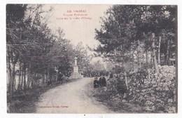 Carte Postale Valréas Bosquets Pied Vaurias - Valreas