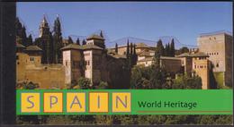 UNITED NATIONS 2000 New York Prestige Booklet «Spain - World Heritage» MNH - New York -  VN Hauptquartier