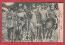 CPA: Laos - Guerriers Khas-Kaseng (Raquez) - Laos