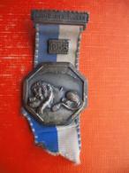 LJUBLJANA-LUZERN 1955 - Badges