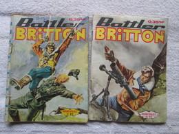 Lot De  Bd De ( Battler Britton ) - Livres, BD, Revues