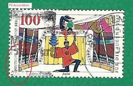 * 1989 N° 802  Le Cirque  équilibriste - Jongleurs  Oblitéré TB ZUM BZ - [5] Berlin