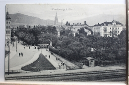 AK Freiburg I. BR. Ortsansicht Gebraucht #PE709 - Germany