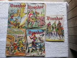 Lot De 5 Bd (yvanhoé ) - Livres, BD, Revues