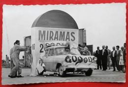 Cpsm 13 MIRAMAS Anime ARIANE (Simca) 200 000 Km A 100 - France