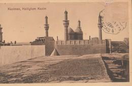 CPA  IRAK KAZIMEN HEILIGTUM KAZIM - Iraq