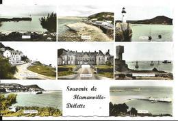 Manche FLAMANVILLE DIELETTE  Souvenir Multi Vues  Csm - Saint Pair Sur Mer
