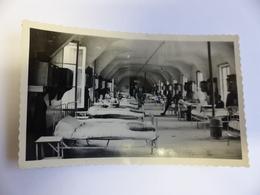 RARE PHOTO DU CAMPEMENT DES SOLDATS ALLEMANDS A ST TROJAN D OLERON EN 41/45 PREVENTORIUM - Ile D'Oléron