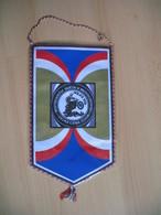 MOTOCROSS.MOTO CROSS.Flag.CSSR-HOLICE.FIM - Habillement, Souvenirs & Autres