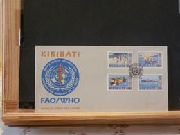 A8568  FDC  KIRIBATI  1992 - Kiribati (1979-...)