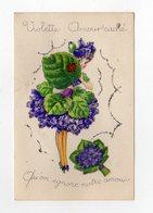 Jan19   83614      Fantaisie   Femmme Violette - Women