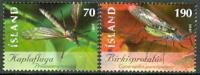 IJSLAND 2007 Insecten IV Serie GB-USED. - 1944-... Republique