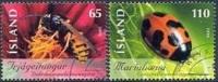 IJSLAND 2006 Insecten III Serie GB-USED. - 1944-... Republique