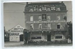 Han Sur Lesse Hotel De Belle Vue Et De La Grotte ( Photocarte ) - Rochefort